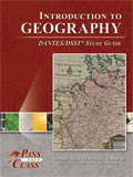 Introduction to Geography DANTES study guide